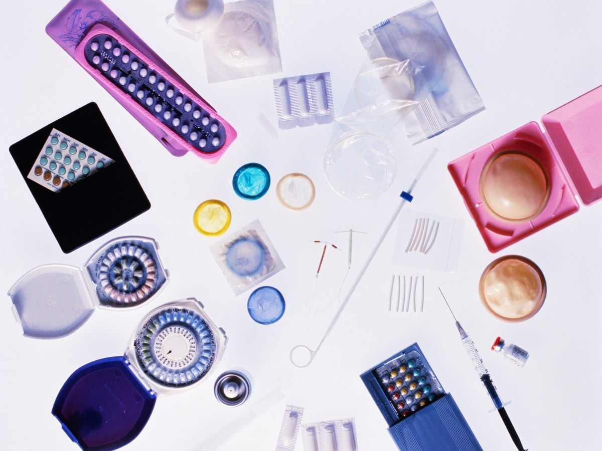 Birth Control 101- Most CommonForms